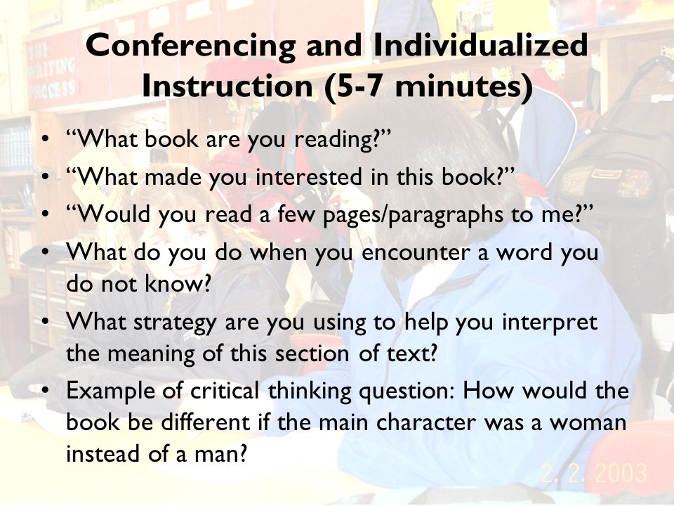 Stepping Back  Think about Thinking   Read Metacognition and Critical  Literacy pages    SlidePlayer