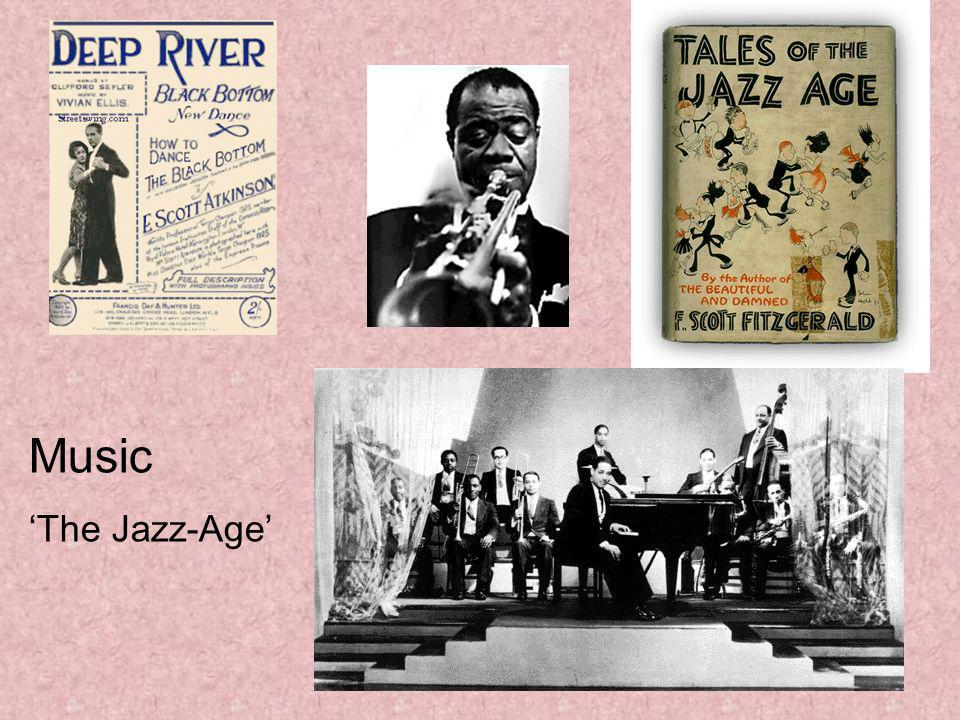 Music 'The Jazz-Age'