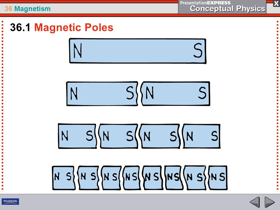 36.1 Magnetic Poles