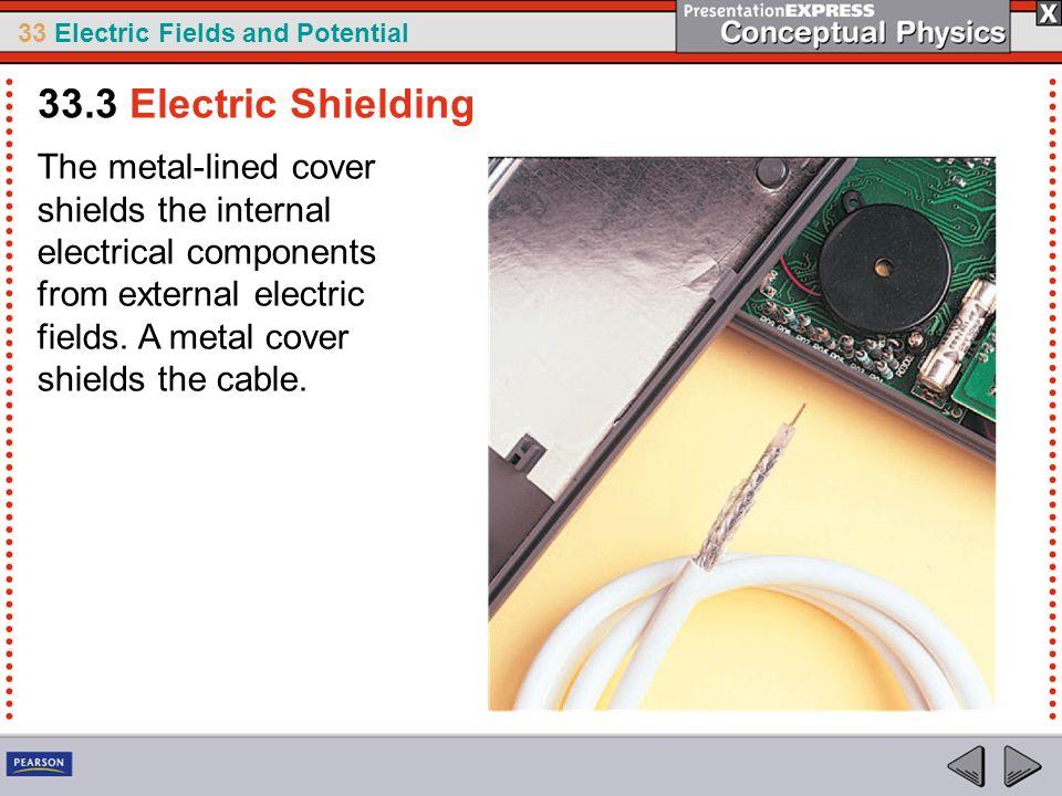 33.3 Electric Shielding