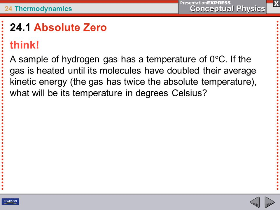 24.1 Absolute Zero think!