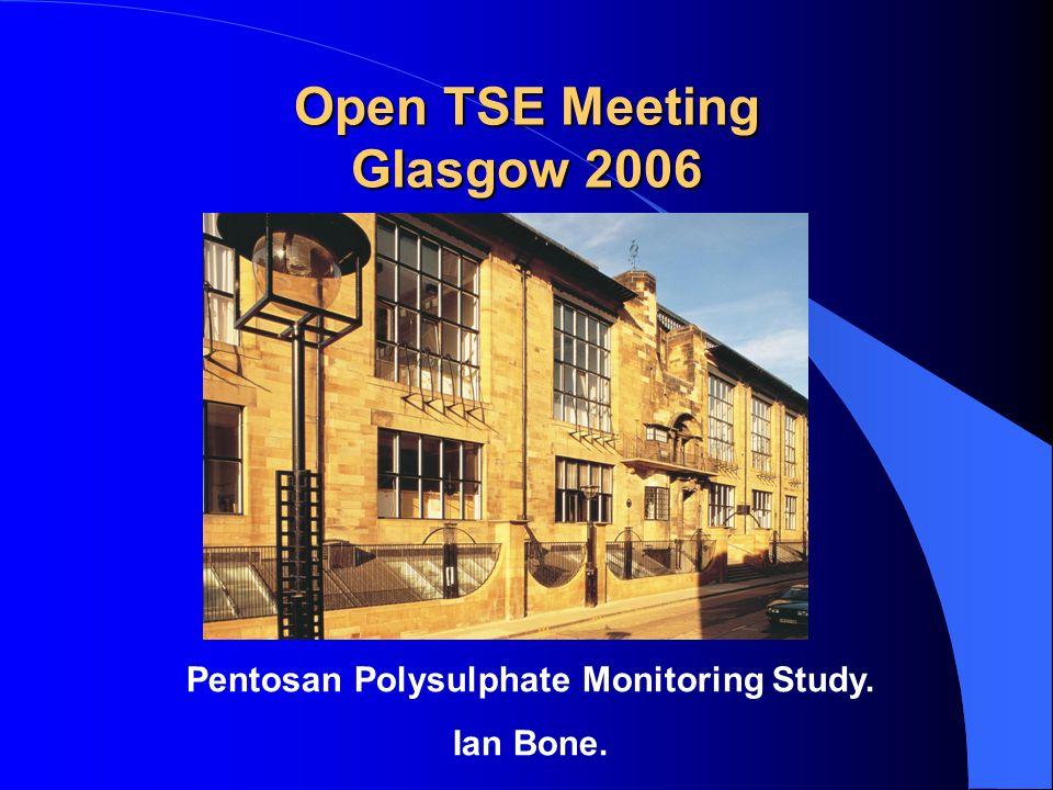 Open TSE Meeting Glasgow 2006