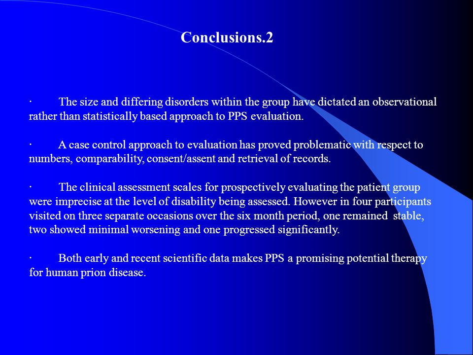 Conclusions.2