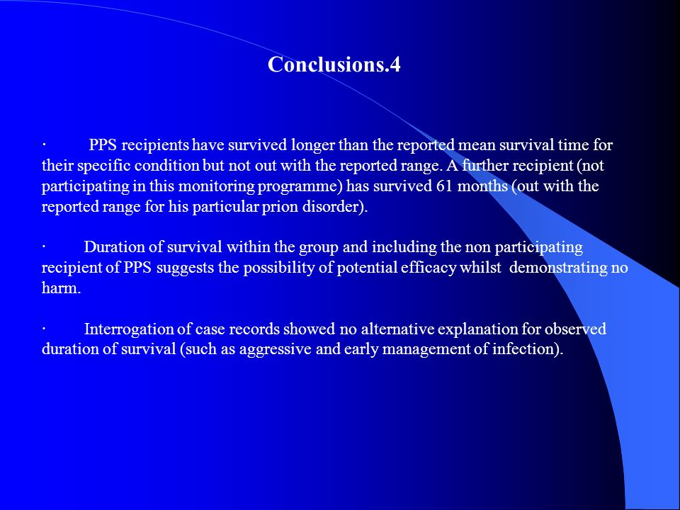 Conclusions.4