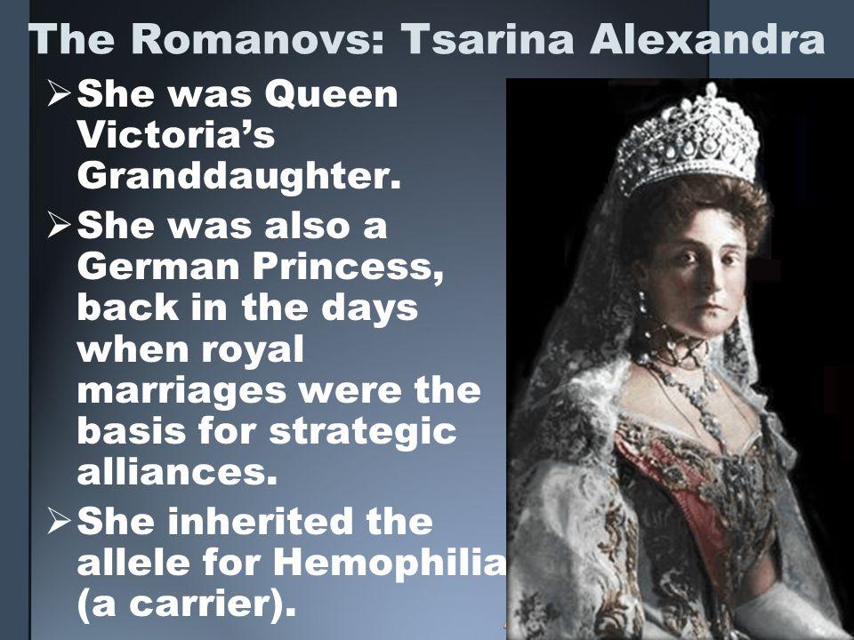 The Romanovs: Tsarina Alexandra