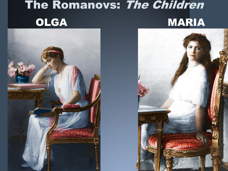The Romanovs: The Children