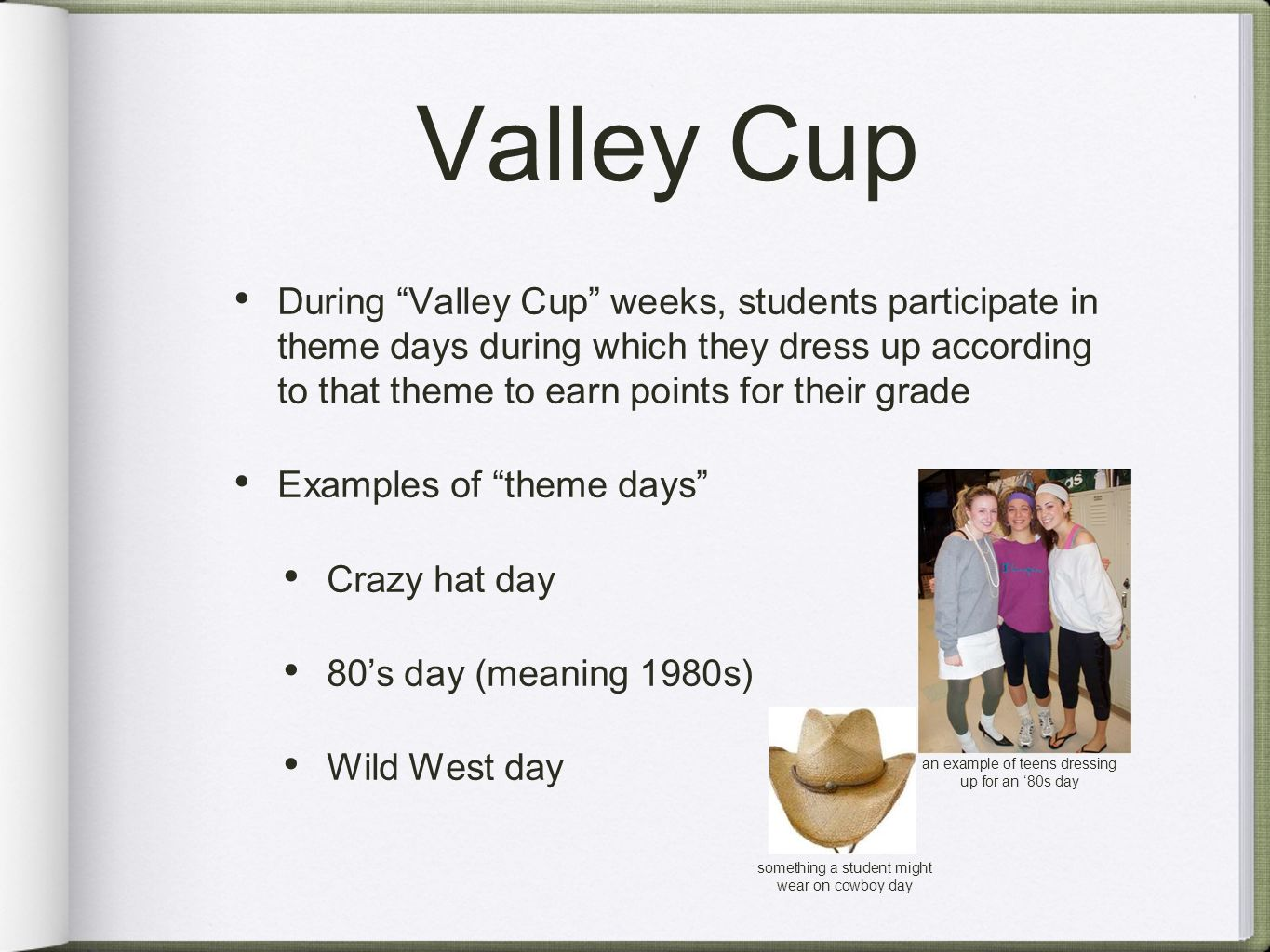 Dress up meaning - 9 Valley