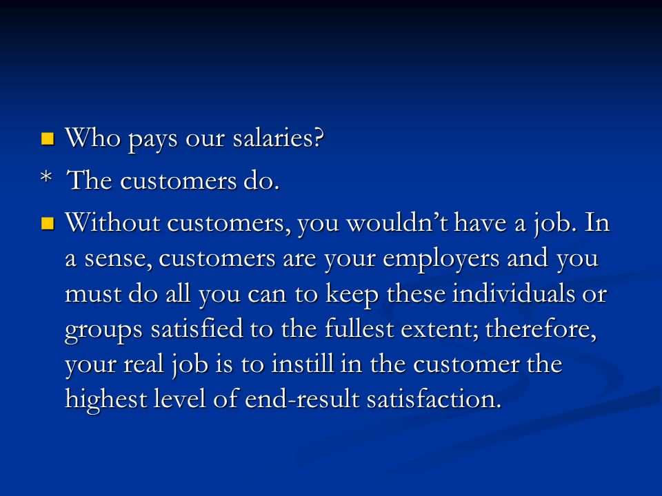 jobs without dealing with customers