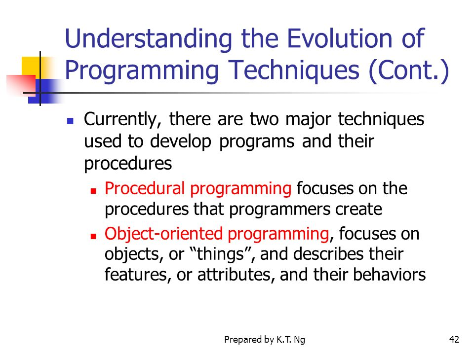 an introduction to the procedural based programming language 1 brief history and genealogy of programming languages  influential  imperative and procedural programming language, designed in  of students  have used pascal as an introductory language in undergraduate courses.