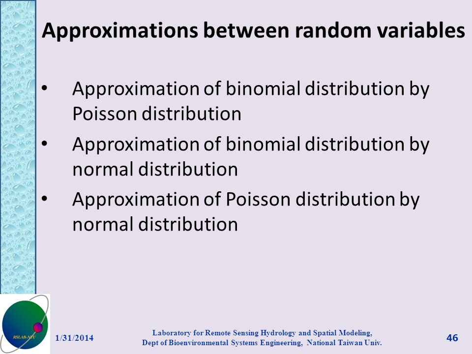 Approximations between random variables