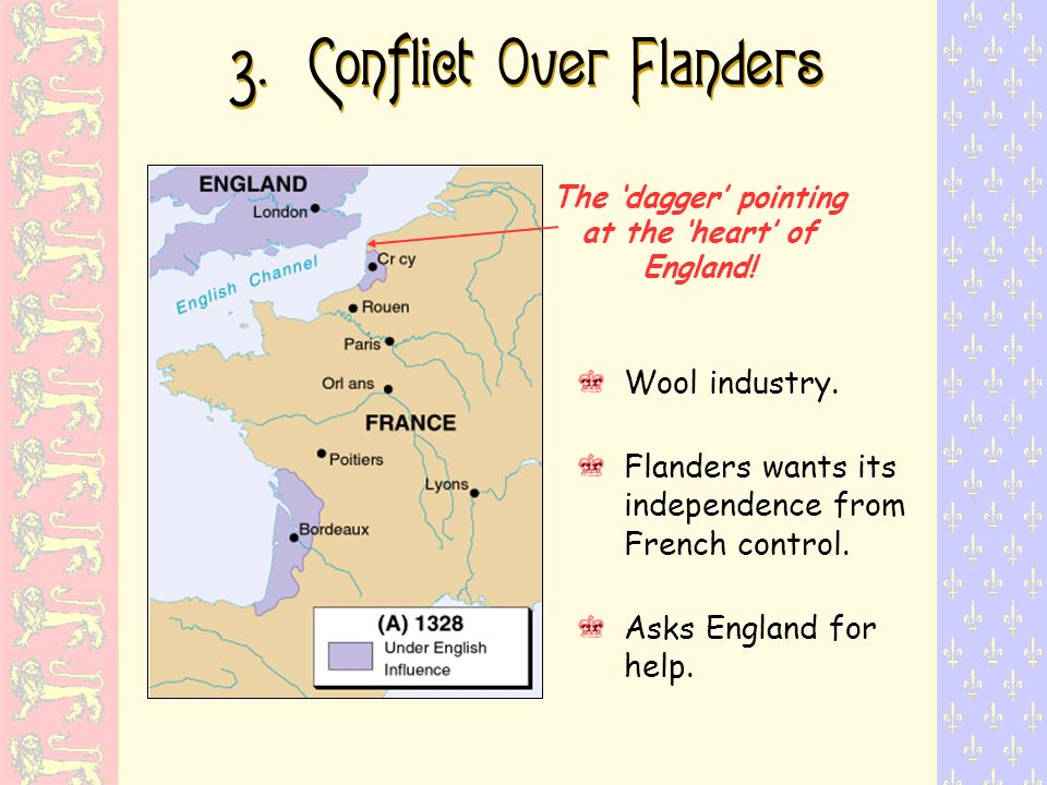 3. Conflict Over Flanders