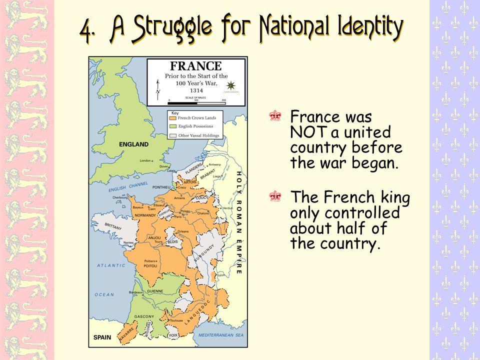 4. A Struggle for National Identity