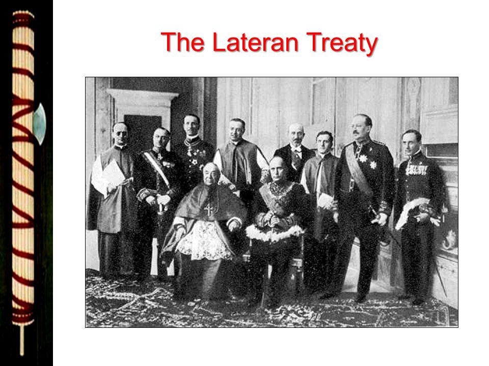 The Lateran Treaty
