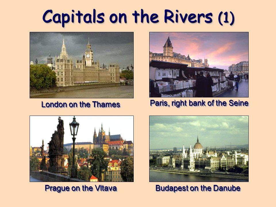 Capitals on the Rivers (1)
