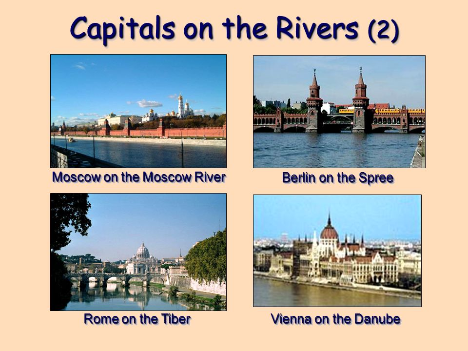 Capitals on the Rivers (2)