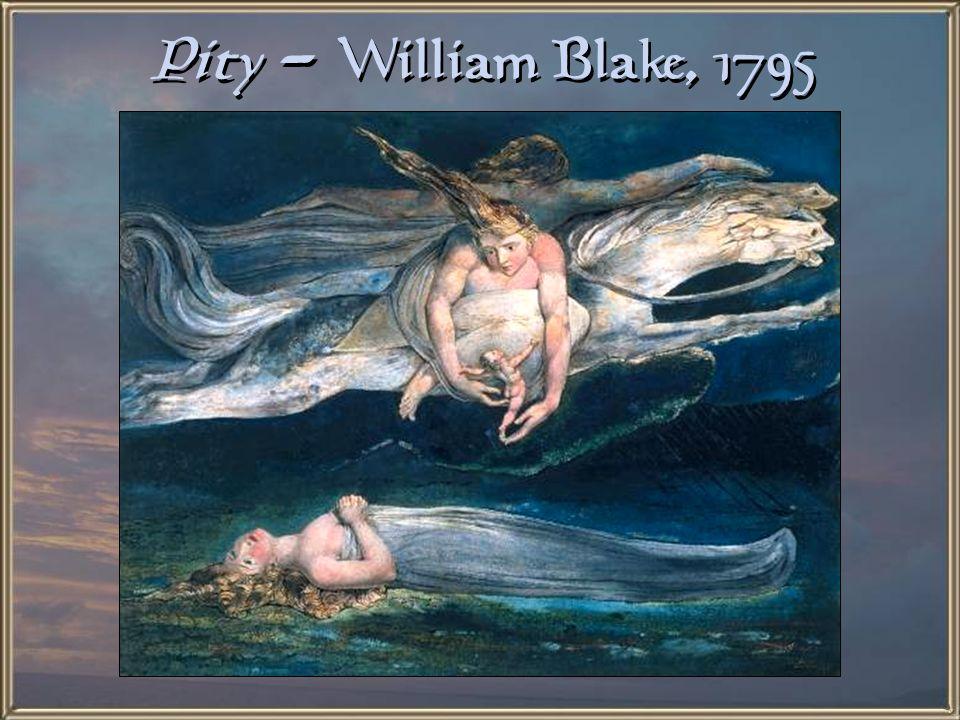 Pity - William Blake, 1795
