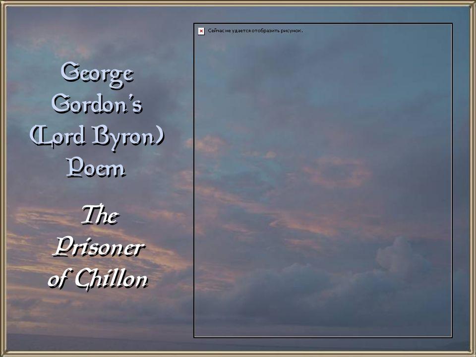 George Gordon's (Lord Byron) Poem
