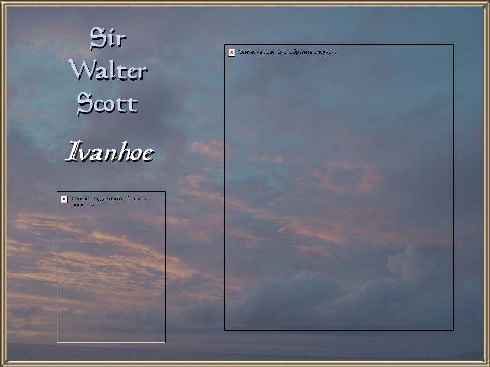 Sir Walter Scott Ivanhoe