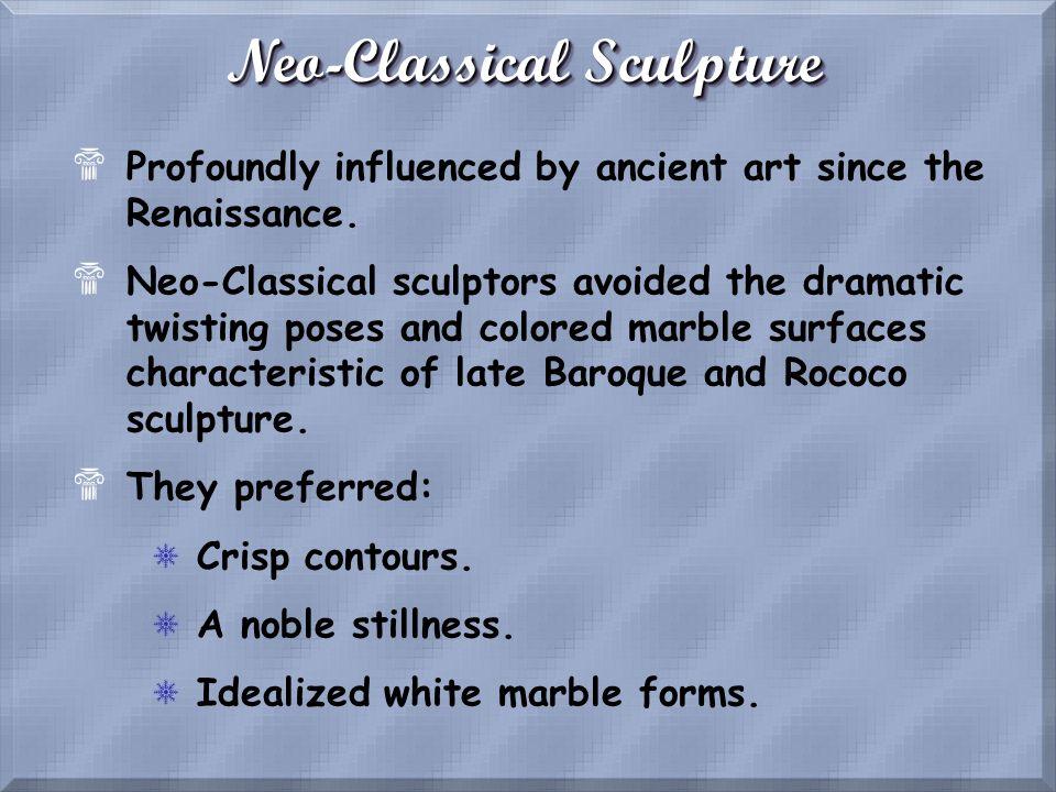 Neo-Classical Sculpture