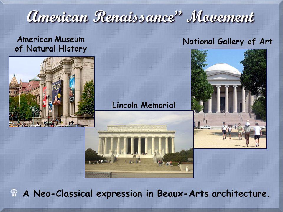 American Renaissance Movement