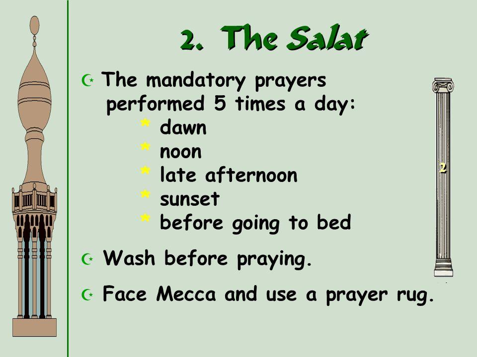 2. The Salat