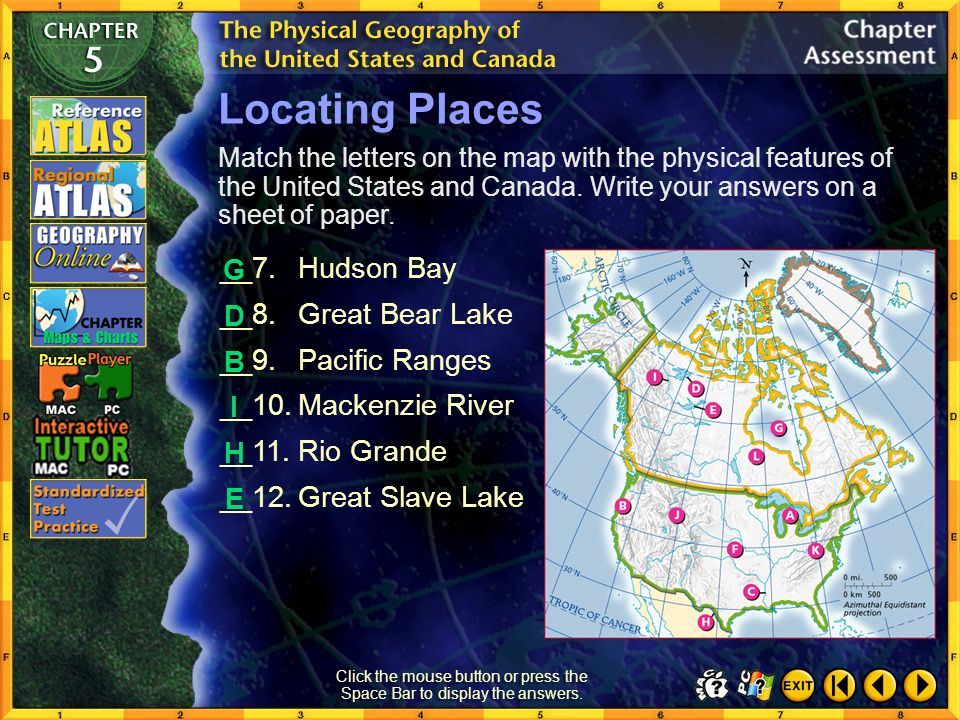 Welcome To Presentation Plus Ppt Download - 8 physical features of the united states