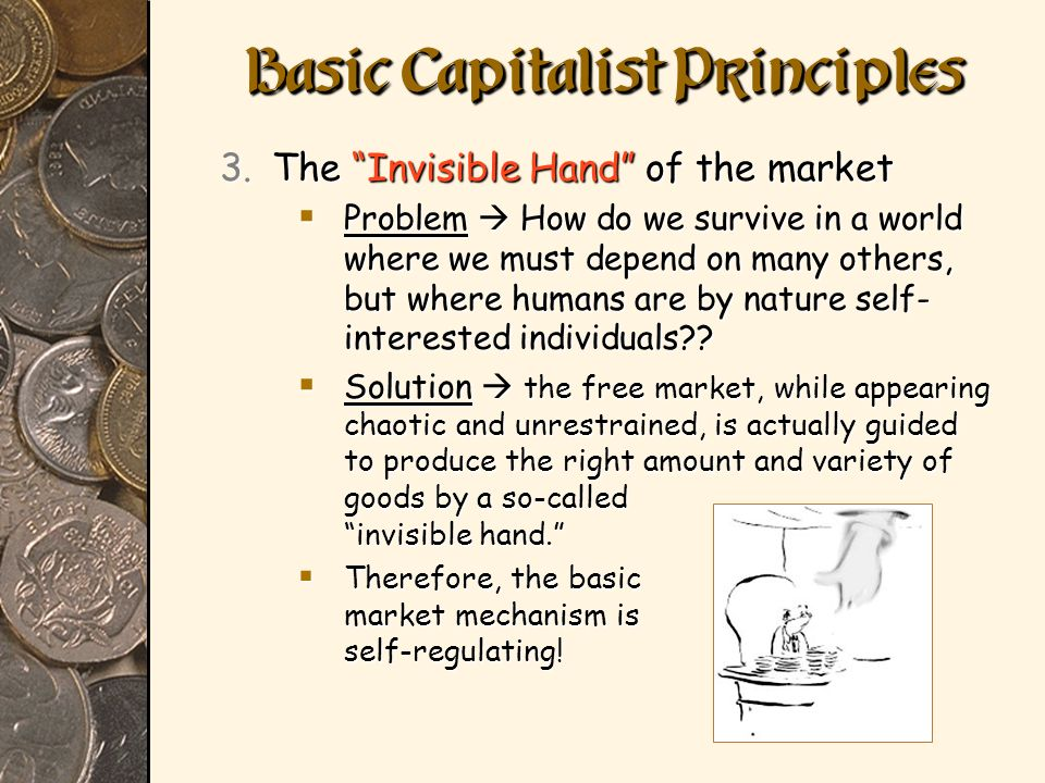 Basic Capitalist Principles