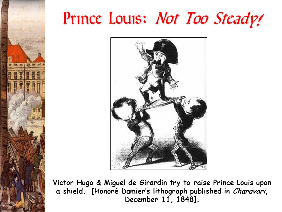 Prince Louis: Not Too Steady!