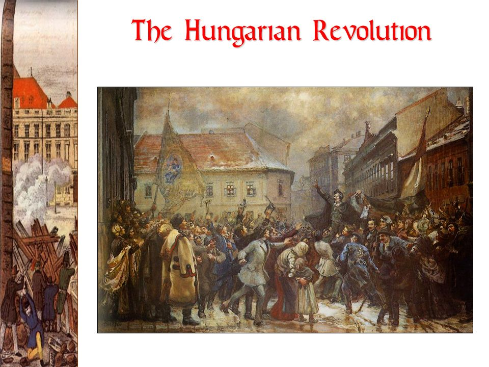 The Hungarian Revolution