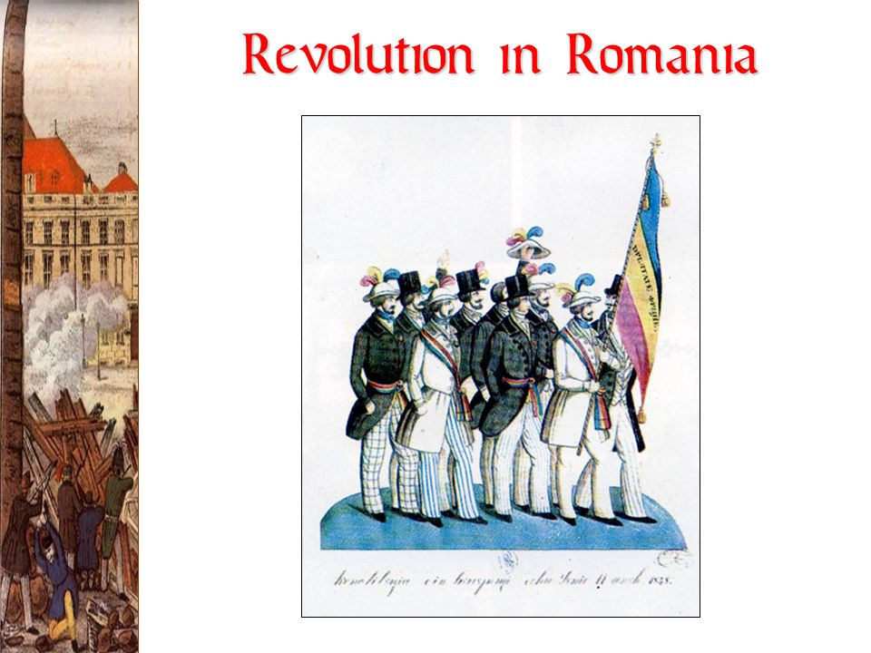 Revolution in Romania