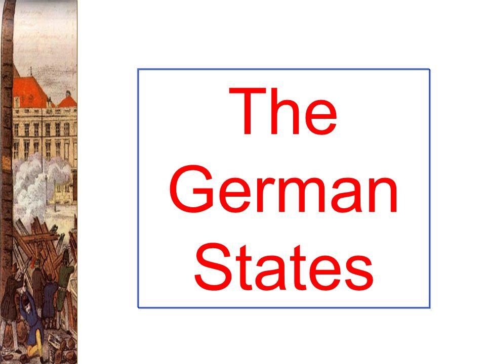 The German States