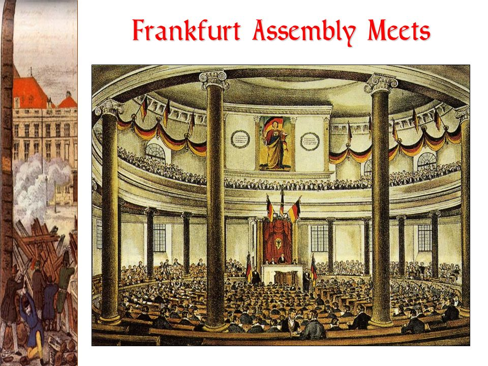 Frankfurt Assembly Meets