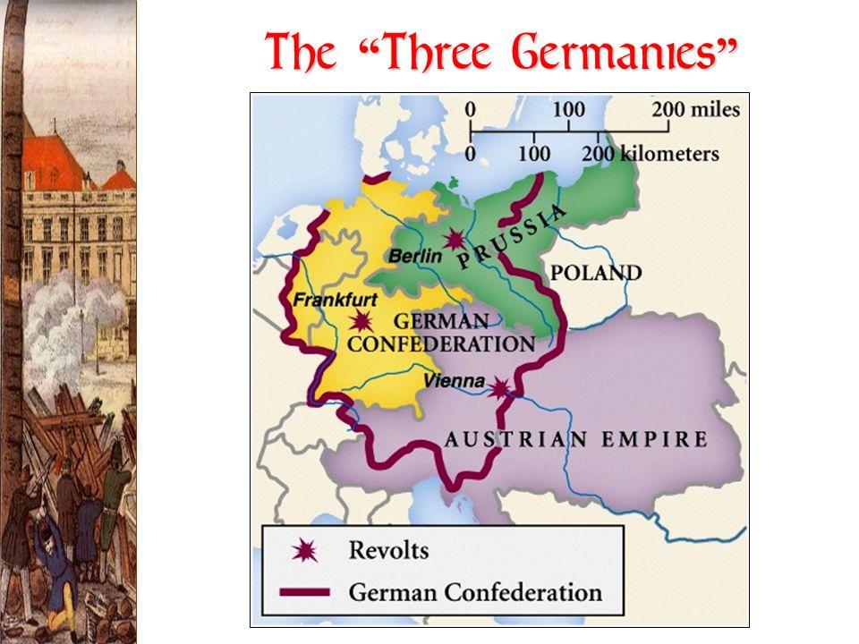 The Three Germanies