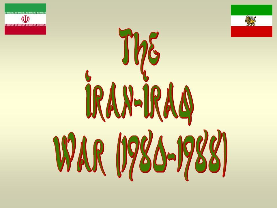 The Iran-Iraq War (1980-1988)