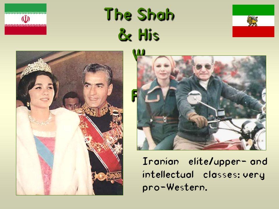 The Shah & His Wife, Farah