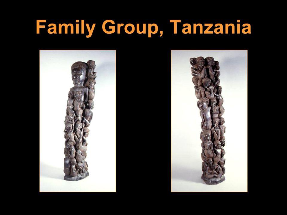 Family Group, Tanzania