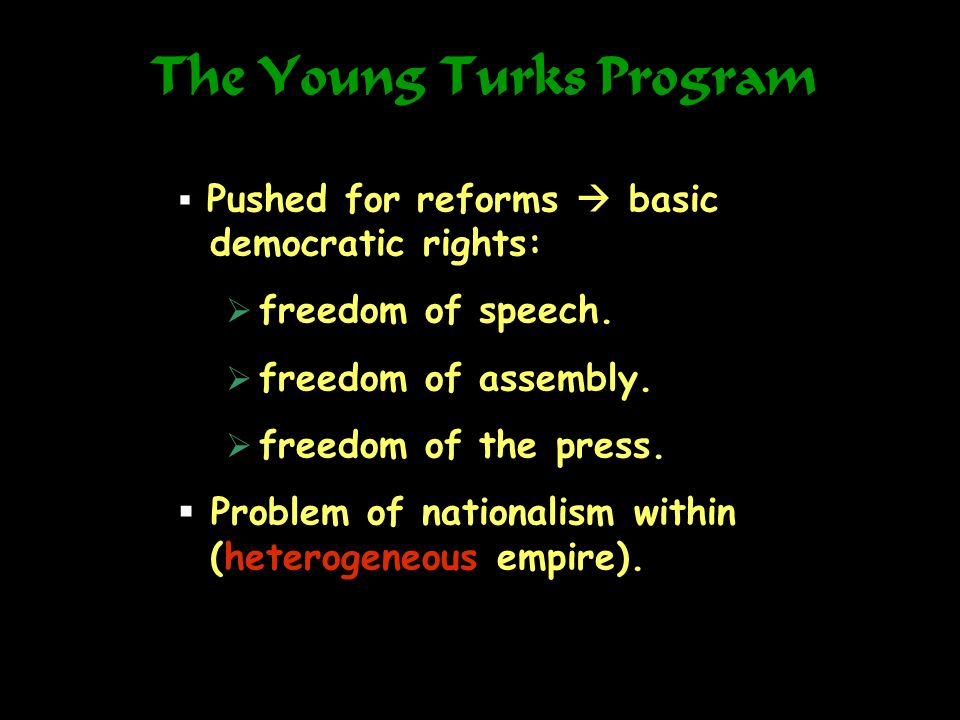 The Young Turks Program