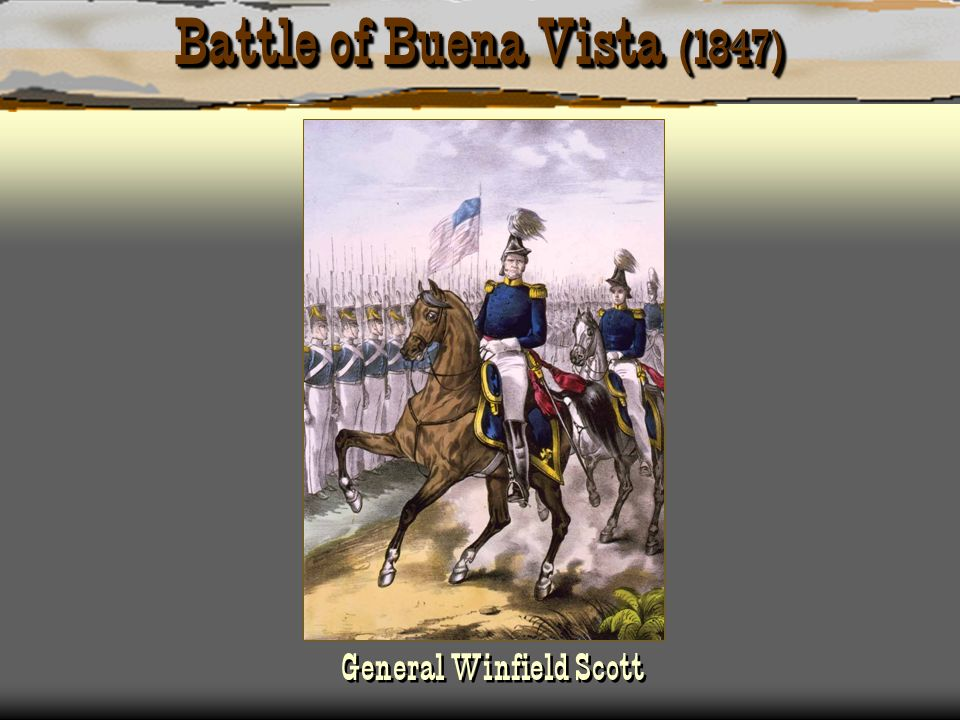Battle of Buena Vista (1847)