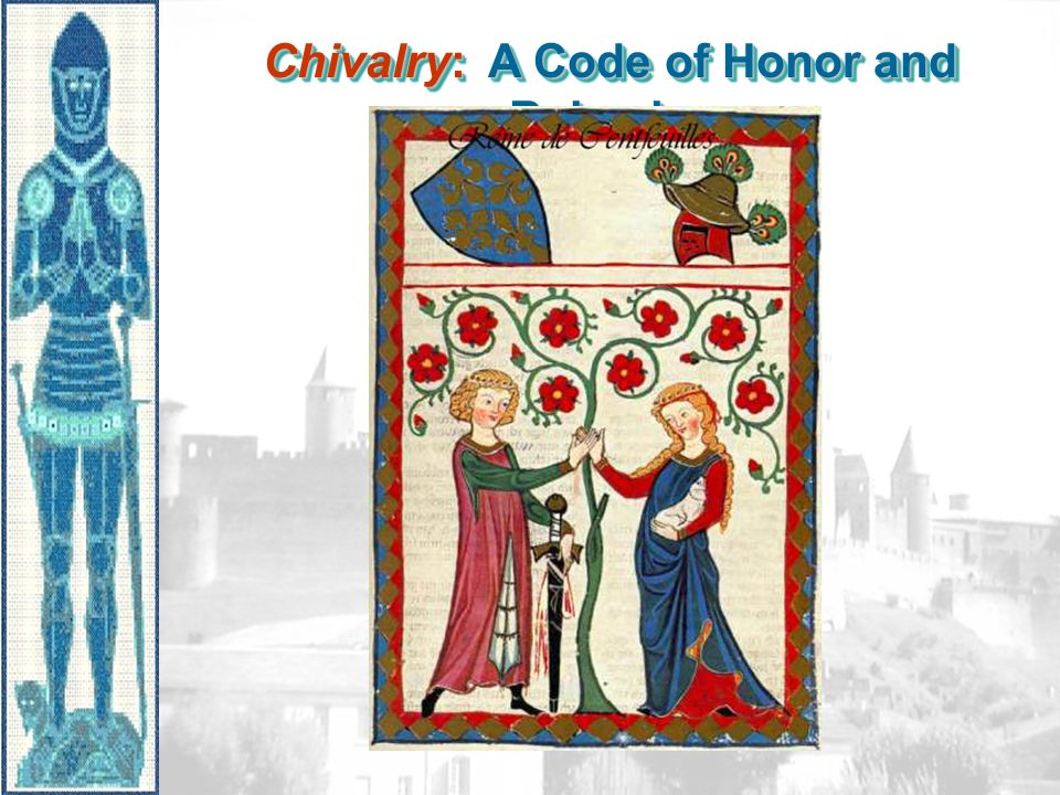 Chivalry: A Code of Honor and Behavior