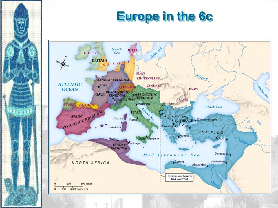 Europe in the 6c