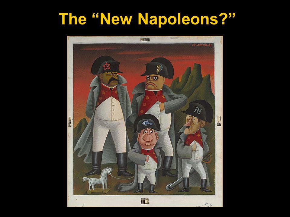 The New Napoleons