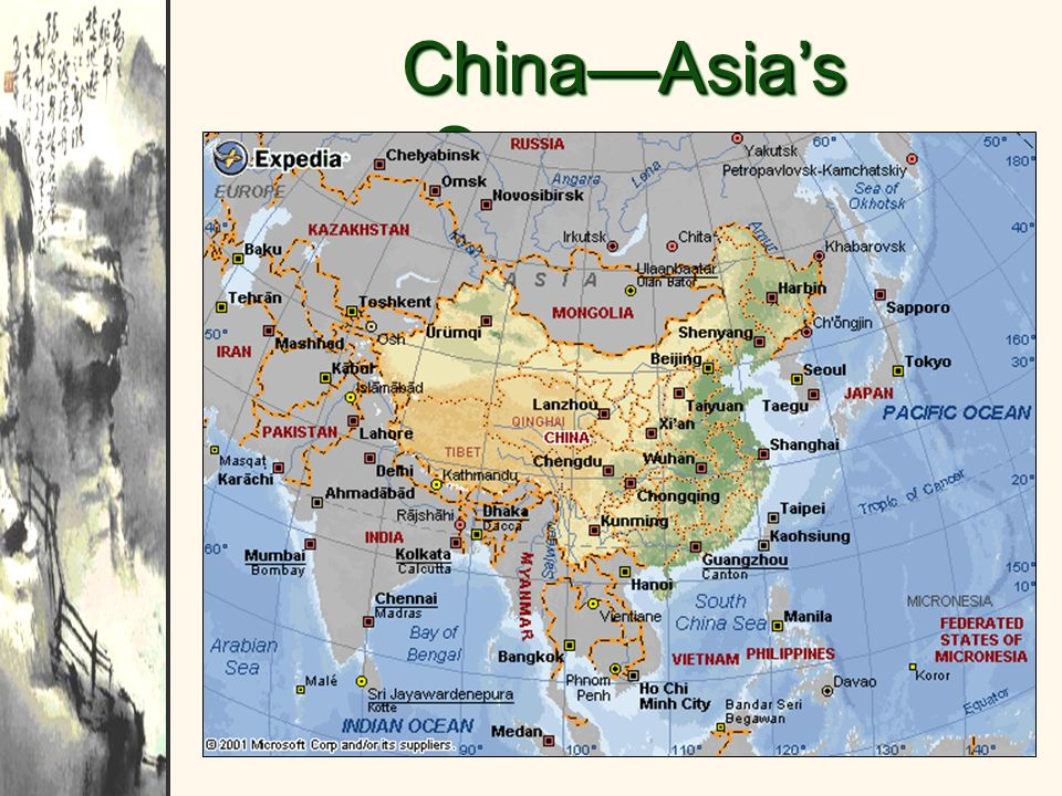 China—Asia's Superpower