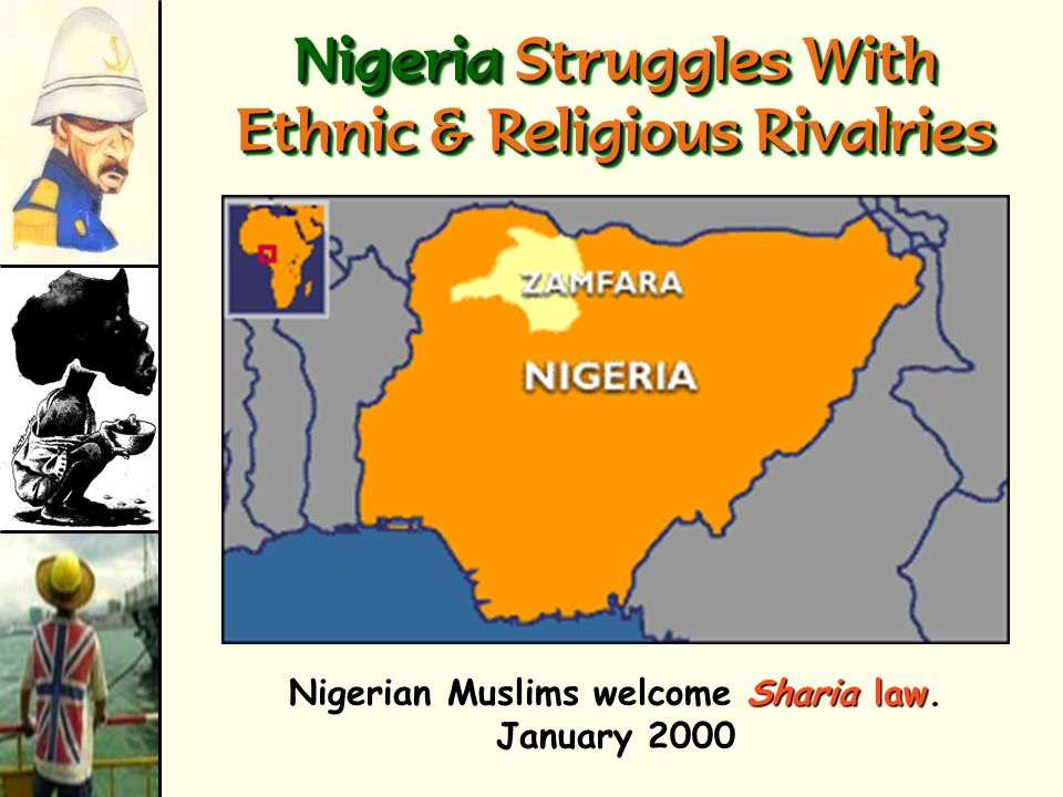 Nigeria Struggles With Ethnic & Religious Rivalries