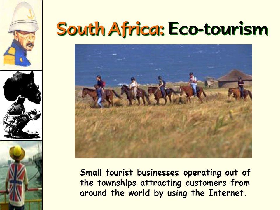 South Africa: Eco-tourism