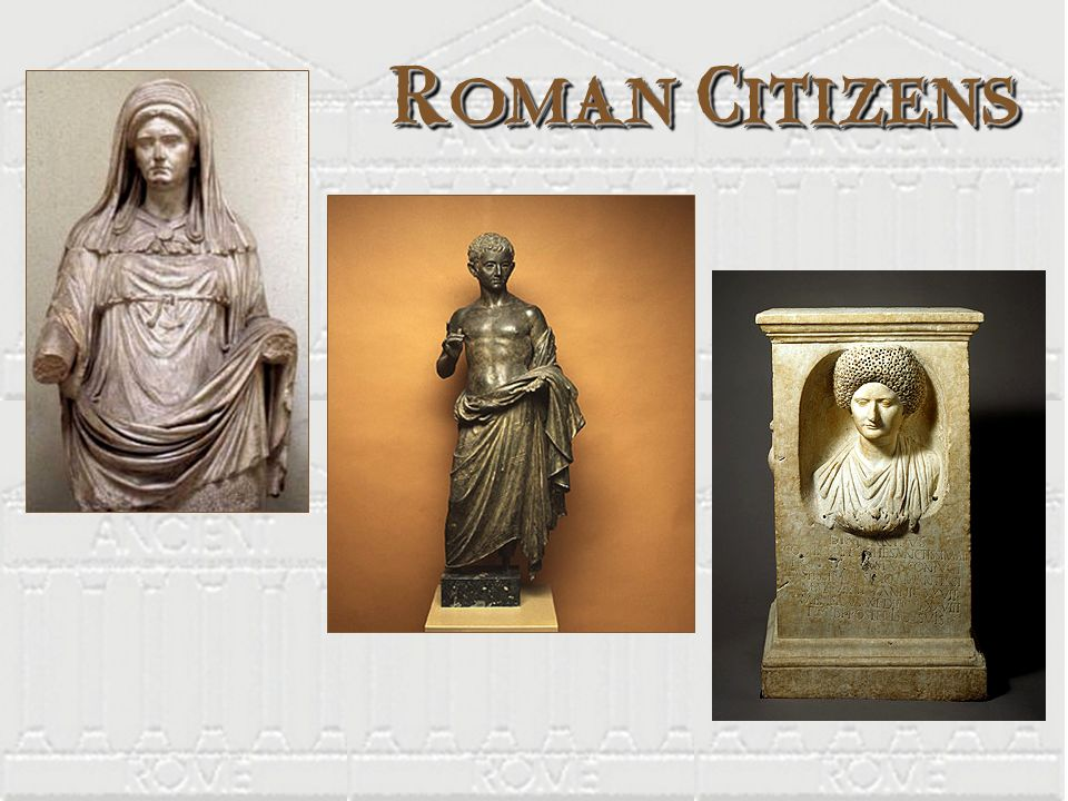 Roman Citizens