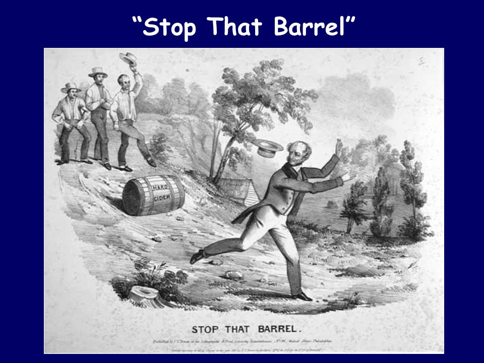 Stop That Barrel