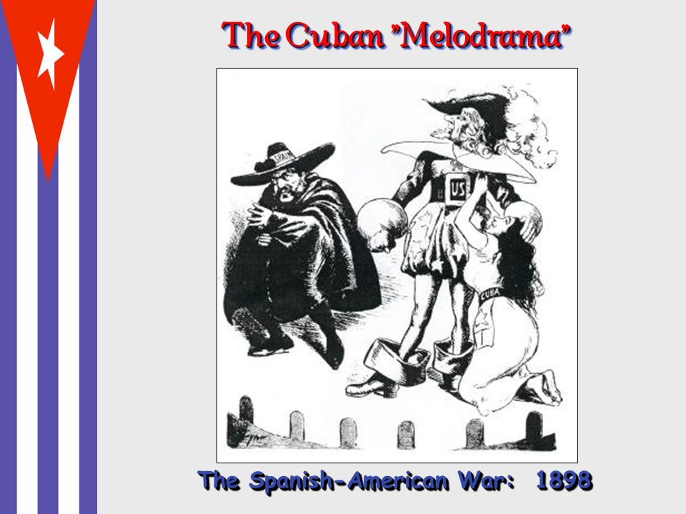 The Spanish-American War: 1898