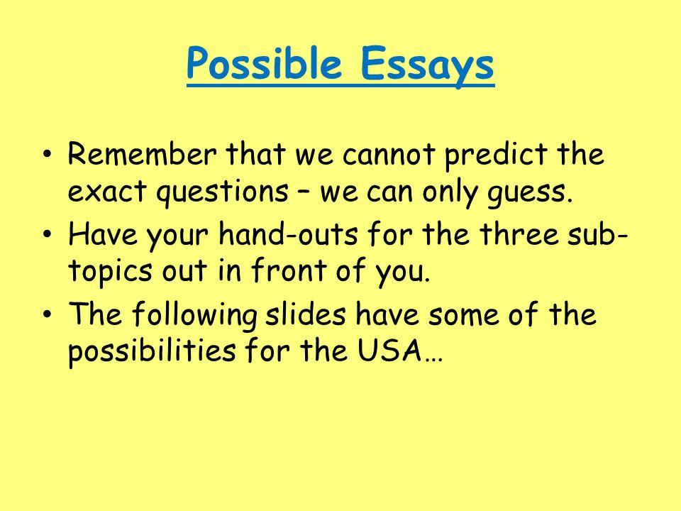higher modern studies china essay questions