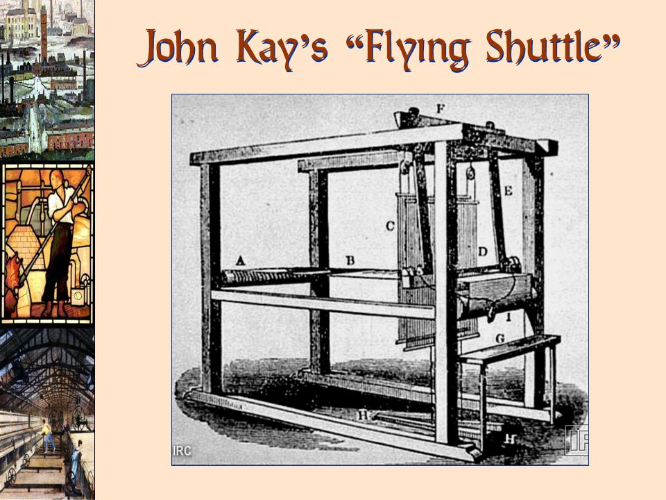 John Kay's Flying Shuttle