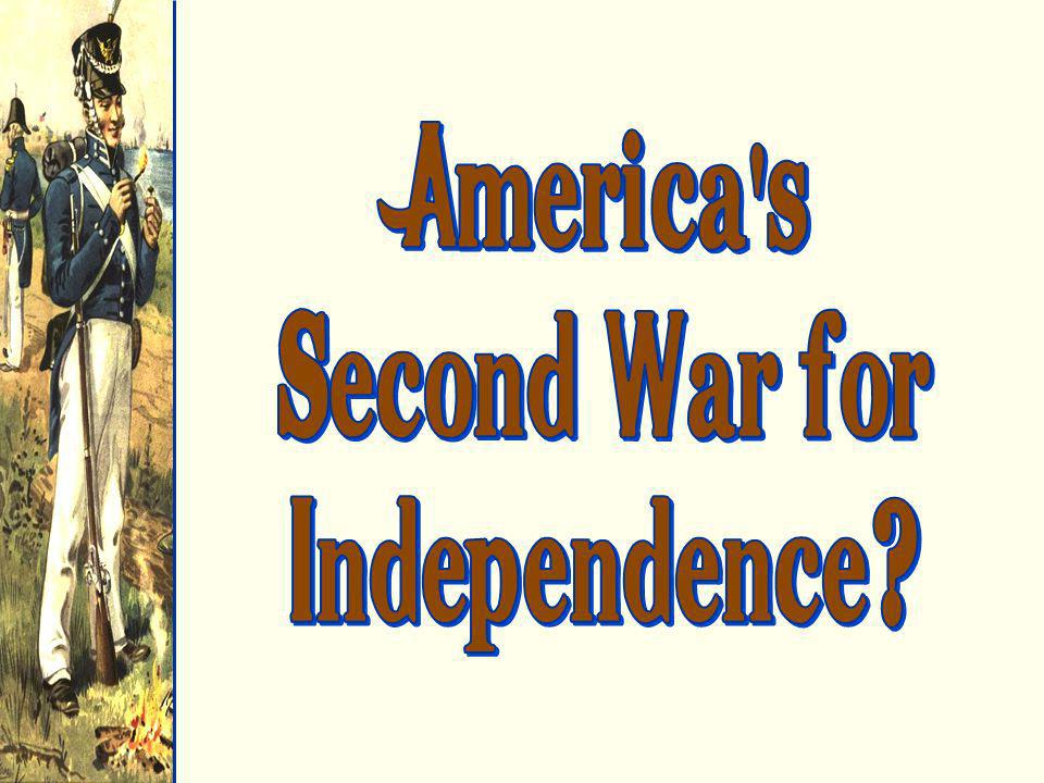 America s Second War for Independence